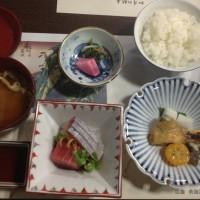 富士見苑の夕食その3