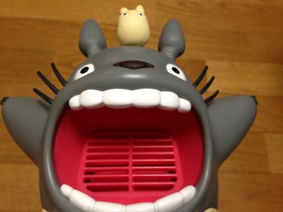 トトロせんぷうきの口部分