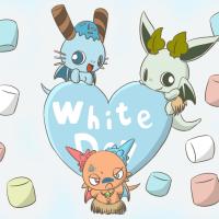 ホワイトデー2014!