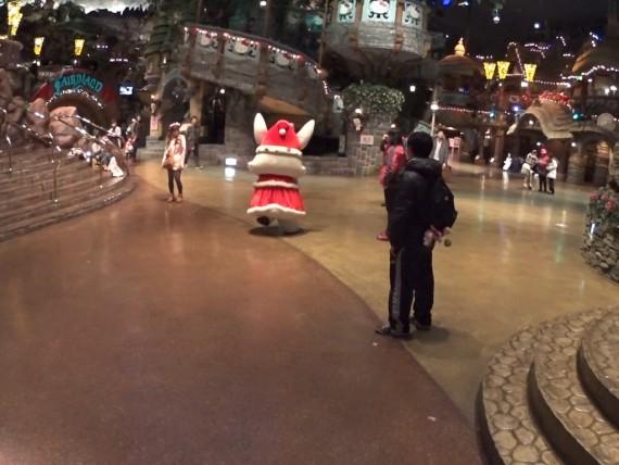 ノリノリクリスマスダンス