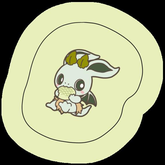 カッシーのミニクッションの設計図