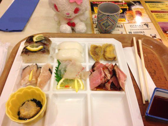 花菱ホテルの夕食 その2