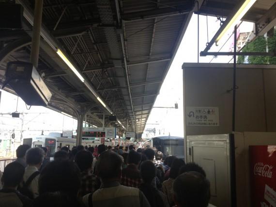 東武60000系が到着