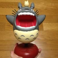 これがトトロせんぷうきだ!