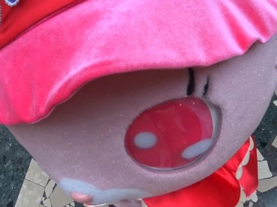 ルビーちゃんのマスコットは好き