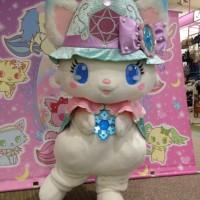 イオン与野店でのラリマーちゃんの写真