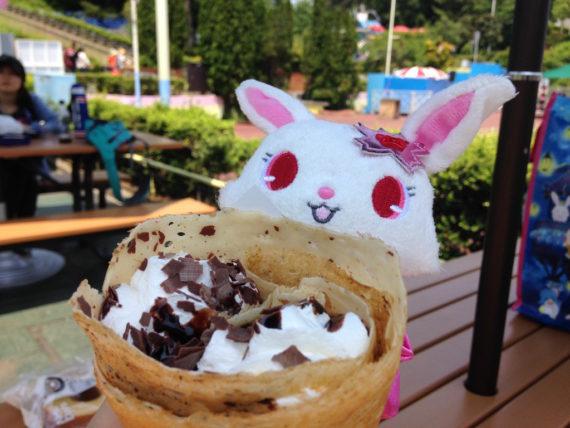 ダブルチョコクリーム
