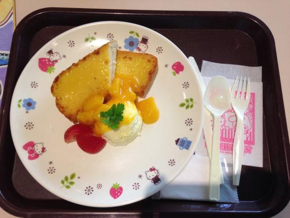 フレンチトースト&バニラ