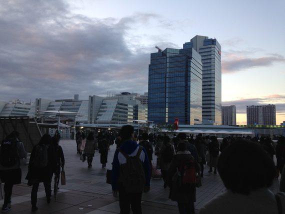 バイバイ東京ビッグサイト