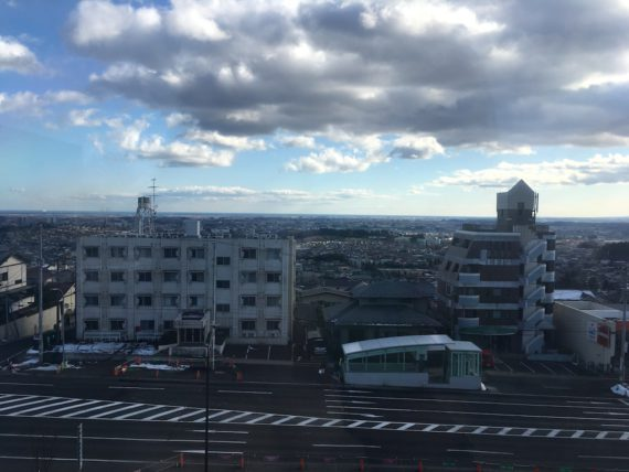 八木山動物公園駅の頂上