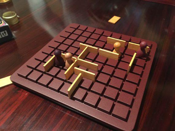 腹ごなしのテーブルゲーム