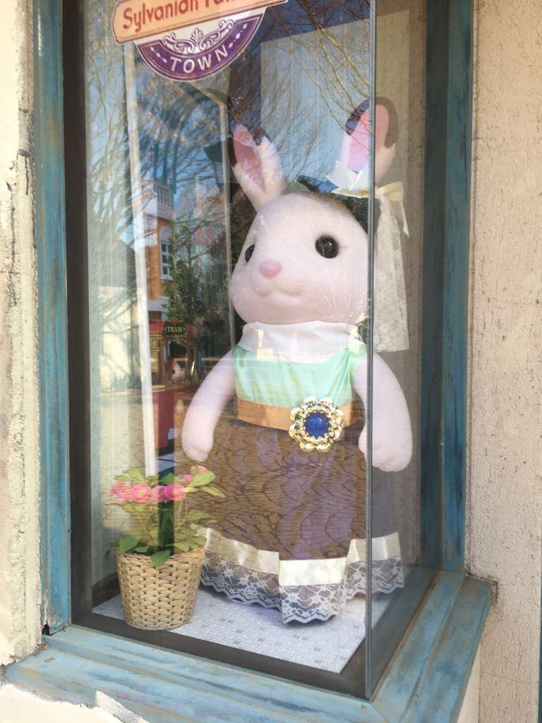 ショコラウサギちゃんのお母さん(?)