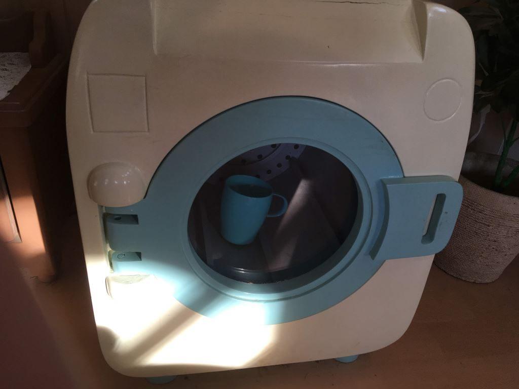 洗濯機の中に入っている謎の器