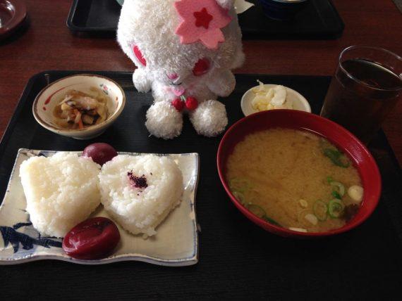 4日目の朝はホテルフジヨシの朝食
