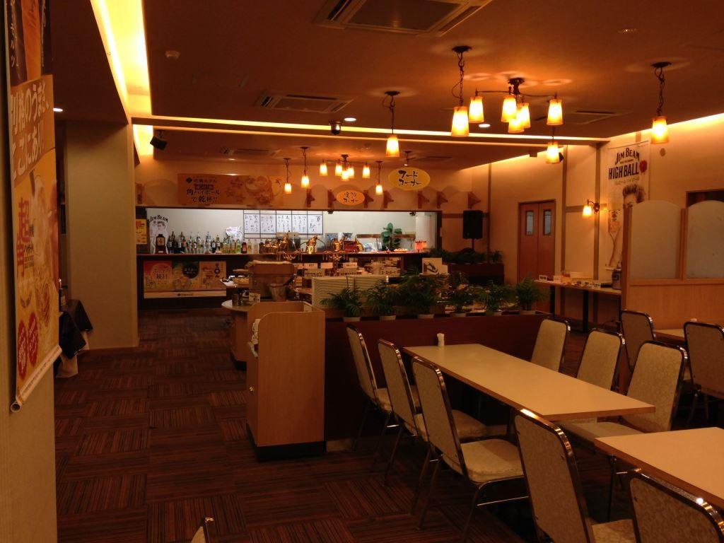 花菱ホテルの食事のお部屋(その3)