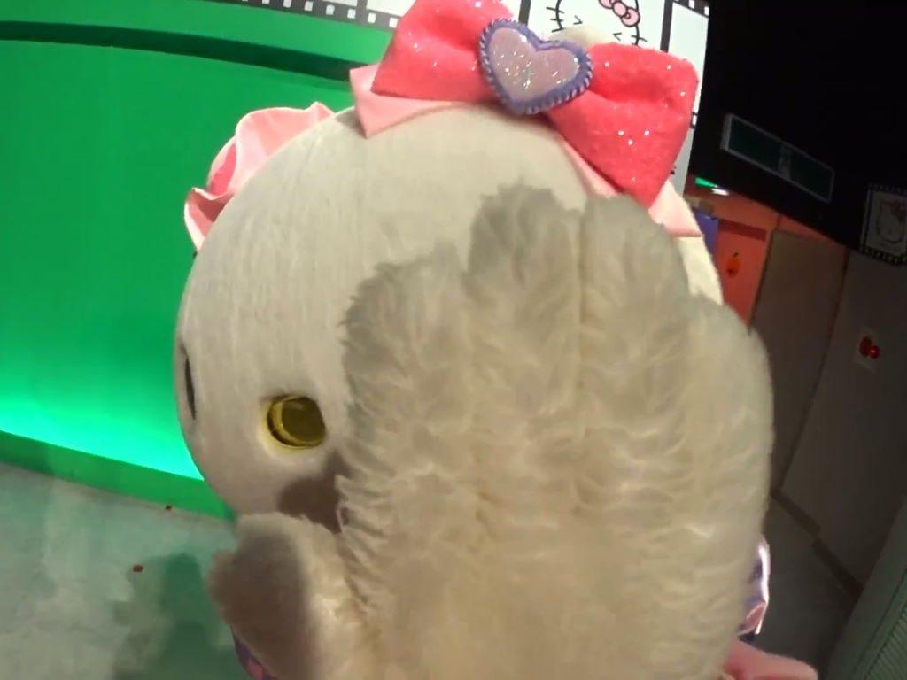 動画アップはNGといいつつOKするキティちゃん