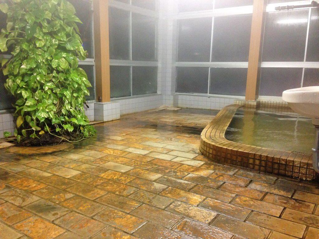 ホテルはやしの大浴場