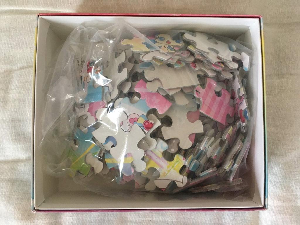ジュエルペット マジカルチェンジの108ピースパズル(ピースが沢山)