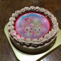 ジュエルペットのケーキ