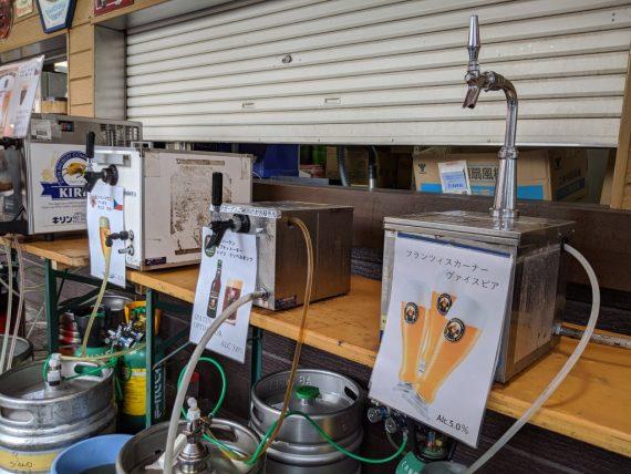 色々なビールが注げるビアサーバー (その2)